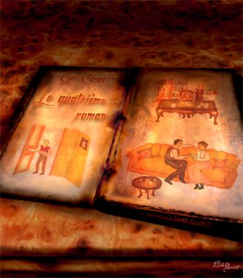 4eme roman 400 - Des dessins pour mes chéris