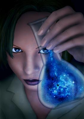 Ecrire l'imaginaire c'est faire oeuvre d'alchimie, vérifier empiriquement qu'il est possible par l'art et la pensée de distiller un concentré d'univers