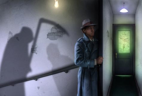 Ce soir-là, Gabriel Darso, détective à New York, aurait mieux fait d'éviter de faire des heures supp à son bureau... Quelle menace, sinon la mort, se cache derrière la porte...